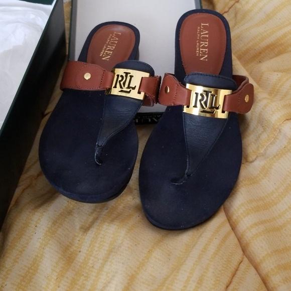 Ralph Lauren Shoes | Rll Sandals | Poshmark